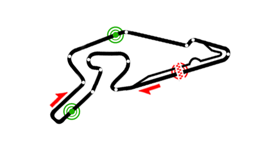 gran turismo 6 circuit de nurburgring site du gt club. Black Bedroom Furniture Sets. Home Design Ideas